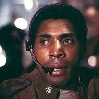 Lt. Boomer played by Herb Jefferson Jr. Image