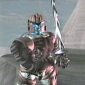 Dinobot played by Scott McNeil