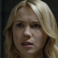 Nora played by Kristen Hager