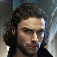 Mitchell played by Aidan Turner