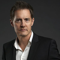 Dr. Roman Skouras played by Kyle MacLachlan