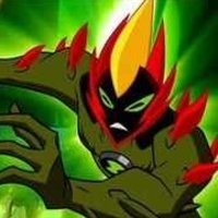 Swampfire Ben 10: Alien Force