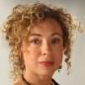 Ruth played by Alex Kingston