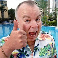 Mick Garvey played by Steve Pemberton