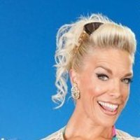 Tonya Dyke played by Hannah Waddingham