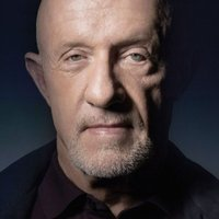 Mike Ehrmantraut played by Jonathan Banks
