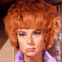 Endora played by Agnes Moorehead