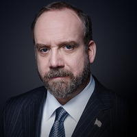 Chuck Rhoades played by Paul Giamatti