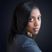 Kate Sacher played by Condola Rashad