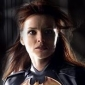 Batgirl played by Dina Meyer