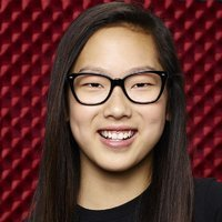 Frankie played by Madison Hu