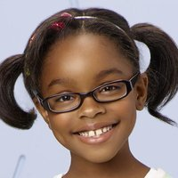 Diane Johnson played by Marsai Martin