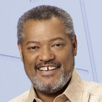 Pops played by Laurence Fishburne