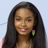 Zoey Johnson played by Yara Shahidi