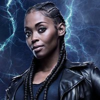 Anissa Pierce played by Nafessa Williams