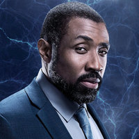Jefferson Pierce / Black Lightning played by Cress Williams