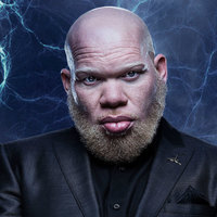 Tobias Whale played by Marvin 'Krondon' Jones III