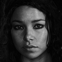 Max played by Jessica Parker Kennedy