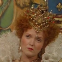 Queen Elizabeth - Season 2 Black Adder (UK)