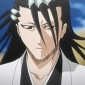 Byakuya Kuchiki played by Dan Woren