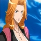 Rangiku Matsumoto played by Megan Hollingshead