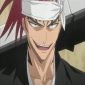 Renji Abarai played by Wally Wingert