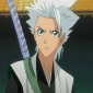 Toshiro Hitsugaya played by Steve Staley