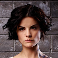 Jane Doe played by Jaimie Alexander
