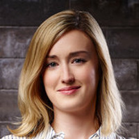 Patterson played by Ashley Johnson