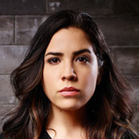Tasha Zapata played by Audrey Esparza