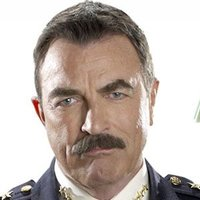 Chief Frank Reagan played by Tom Selleck