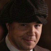 Al Capone played by Stephen Graham