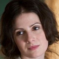 Angela Darmody played by Aleksa Palladino