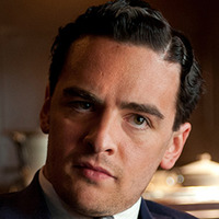 Lucky Luciano played by Vincent Piazza