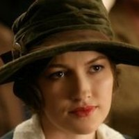 Margaret played by Kelly Macdonald