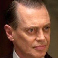 Nucky Thompson played by Steve Buscemi