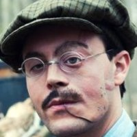 Richard Harrow played by Jack Huston