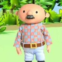 Farmer Pickles Bob the Builder (UK)