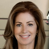 Dr. Megan Hunt  played by Dana Delany