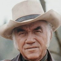 Ben Cartwright played by Lorne Greene