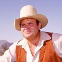 Eric 'Hoss' Cartwright played by Dan Blocker