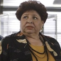 Caroline Julian played by Patricia Belcher