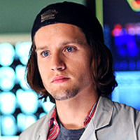 Finn Abernathy played by Luke Kleintank