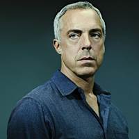 Harry Bosch played by Titus Welliver