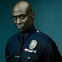 Irvin Irving played by Lance Reddick