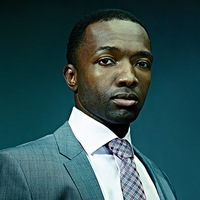 Jerry Edgar played by Jamie Hector