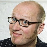 Eddieplayed by Adrian Edmondson