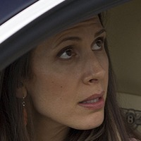 Gretchen Schwartz played by Jessica Hecht