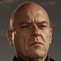 Hank played by Dean Norris