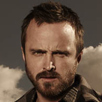 Jesse Pinkman played by Aaron Paul